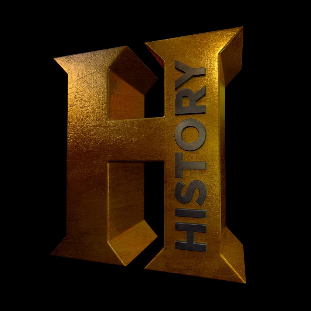 History Channel Logo Redesign Greeneadam Com
