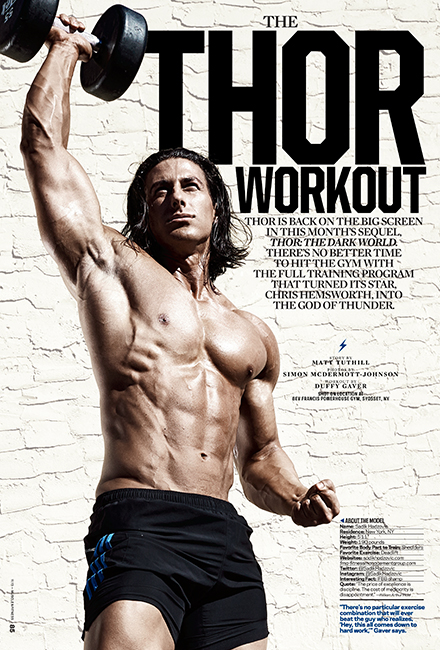 THE THOR WORKOUT - simonmcdermottjohnson.com: simonmcdermottjohnson.com/THE-THOR-WORKOUT